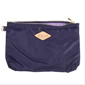 MZ WALLACE Zipper Pouch Travel Case Makeup Bag 5x8